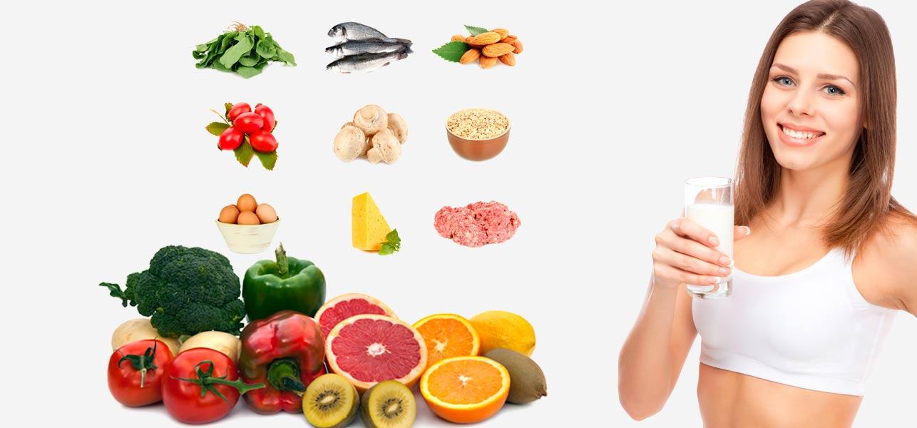 vitaminas para crecer