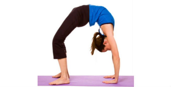yoga para crecer de estatura